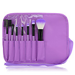 7 Blush Brush / Eyeshadow Brush / Brow Brush / Eyeliner Brush Professional / Travel / Full Coverage Plastic