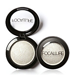 FOCALLURE 10 Colors Baked Eyeshadow Eye Shadow Palette
