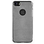 For iPhone 7 Case / iPhone 7 Plus Case Translucent Case Back Cover Case Color Gradient Soft TPU Apple iPhone 7 Plus / iPhone 7