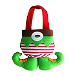 2PCS Christmas Decorations Christmas Gift Bag Candy Bag Christmas Gift Christmas Gift Bag