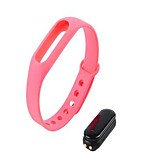 PTZ C6 Smart Bluetooth Heart Rate Waterproof Hand Movement Pedometer