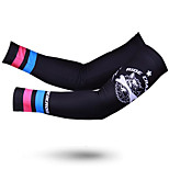 Sports Bike Cycling Arm Warmers Unisex Half SleeveBreathable Ultraviolet Resistant Quick Dry Windproof