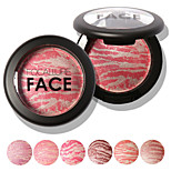 FOCALLURE 6 Colors Makeup Baked Blush