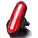 Bike Lights / Bar End lights / Rear Bike Light LED - Cycling Waterproof / Rechargeable / Small Size / Easy Carrying Lithium Battery 50