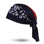 Sombreros BicicletaTranspirable / Secado rápido / Resistente a los UV / A prueba de polvo / Materiales Ligeros / A prueba de resbalones /
