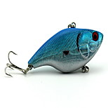 1 pcs Jig Head Green / Silver / gold black back / Blue 0.01 g Ounce mm inch,Metal Sea Fishing