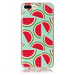Watermelon Pattern HD Painted TPU Material Phone Shell For iPhone 7 7 Plus 6s 6 Plus
