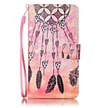 For Sony Case Wallet / Card Holder / with Stand / Pattern Case Full Body Case Dream Catcher Hard PU Leather for SonySony Xperia XA / Sony
