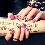 Nail Product Fashion Alloy Artificial Fingernails Patch 24 Boxes Of Wholesale Belt Glue