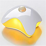 Butterfly-Shaped Charge Of Human Induction Night Light Built-In Lithium Battery Lighting Fixtures