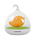 Rechargeable Night Light Snooze Sensor Baby Milk Lamp LED Intelligent Touch Birdcage Lights