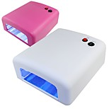 Nail art products in guangzhou 36 w  polish nail dryer lamp 818 nail machine 2 color choose promotion