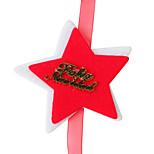 Pentagram Ornament 6 PCS