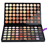 120 Eyeshadow Palette Matte / Shimmer Eyeshadow palette Cream Large Daily Makeup 120-4#