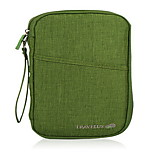 Linen travel card bag multi-function receive passport bag travel hand bag card package