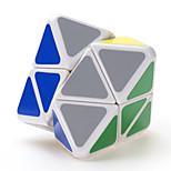 Shengshou® Glat Speed Cube Udstyr Hastighed Magiske terninger Ivory glat Sticker Feng Anti-pop ABS