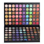 120 Eyeshadow Palette Dry / Mineral Eyeshadow palette Powder Set Daily Makeup / Halloween Makeup / Party Makeup