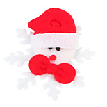 Snow Snowman Pendant