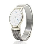 Magnetic Milanese Loop Stainless Steel Bands for Withings Activit Activit Pop or Activit Steel Tracking Watches and Huawei Watch Band