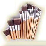 11 Pennello per cipria / Pennello per ombretto / Pennello sopracciglia / Pennello applicatore per eyeliner AltroProfessionale / Viaggi /