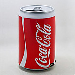 Coke Tank Bluetooth Speaker Mini Subwoofer Wireless Card Smart Portable Audio