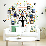 Cartoon / Fashion / Leisure Wall Stickers Plane Wall Stickers / Mirror Wall Stickers Decorative Wall Stickers