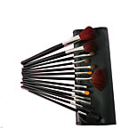 13 Makeup Brushes Set Goat Hair Portable Wood Face NFSS / Send Package