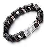 Kalen New Men's Bike Chain Bracelet Cool Biker Bicycle Chain Bracelet Fashion Cheap 316L Stainless Steel Hand Chain Gift