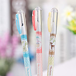 Special Pen For Cartoon Student Of Cute Animal(12PCS)