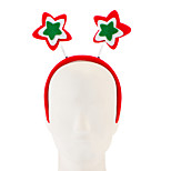 Non-Woven Five-Pointed Star Hair Hoop