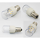 1W E14 Table Lamps ST21 9SMD2835 SMD 3528 20-25 lm Cool White Decorative V 1 pcs
