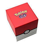 Little Pocket Pika Pika Rechargeable Battery Anime Cosplay Accessories Red PVC
