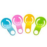fournitures de cuisine séparateur multi couleur oeuf séparateur blanc exquis et délicat (couleurs aléatoires)