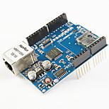 Crab Kingdom DIY Technology Development Accessories Module Development Board W5100 Ethernet Chip TF Slot