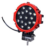 7 Inch 51W Work Lights Off-Road Vehicles Modified Dome Led Car Headlights