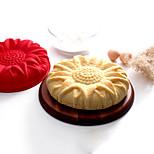 silicone torta de girassol molde -May XV
