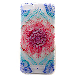 For Wiko  Lenny3 Lenny2 U FEEL  U FEEL Lite  Sunny Jerry Phone Case Cover Four Lace Pattern Painted TPU Material