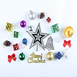 Set of 22 pcs Christmas Tree Decoration