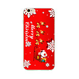 Merry Christmas three deer TPU Soft Case Cover for iPhone 7 7 Plus iPhone 6 6 Plus iPhone 5 5C iPhone 4