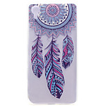 For Sony Case / Xperia X Transparent / Pattern Case Back Cover Case Dream Catcher Soft TPU Sony Sony Xperia X