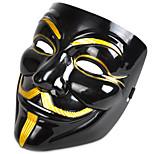 Maschere di Halloween / Maschere da ballo in maschera Movie carattere Forniture per feste Halloween / Mascherata 1PCS
