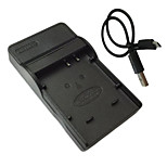 S005 Micro USB Mobile Camera Battery Charger for Panasonic S005 E BCC12 FujiFilm FNP70 DMC-FX8GK FX9GK FX10GK