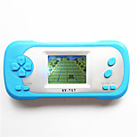 SY-717 children intelligence Drag racing 1.8Inch game player with Light Display handheld Game