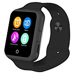 Camera Phone Card Temperature Measuring Heart Rate ECG Marquee Bluetooth Smart Watches