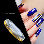 1 Nagel-Kunst-Dekoration Strassperlen Make-up kosmetische Nail Art Design