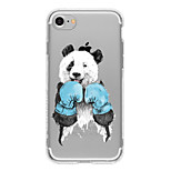 Panda TPU Case For Iphone 7 7Plus 6S/6  6Plus/6S Plus