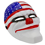 Halloween Masks / Masquerade Masks Joker Festival Supply For Halloween 1PCS