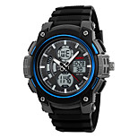 Men Waterproof Multi - Function Electronic form Large Dial