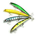 1 pcs Cebos Vibración Colores Aleatorios 14 g Onza mm pulgada,Plástico duro Pesca de baitcasting