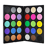30 Eyeshadow Palette Dry / Mineral Eyeshadow palette Powder Set Daily Makeup / Halloween Makeup / Party Makeup
